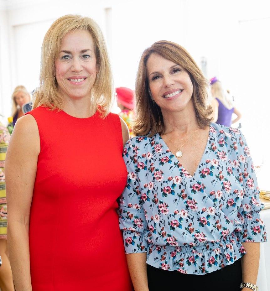 Sheila Carnicelli & Victoria Karasin