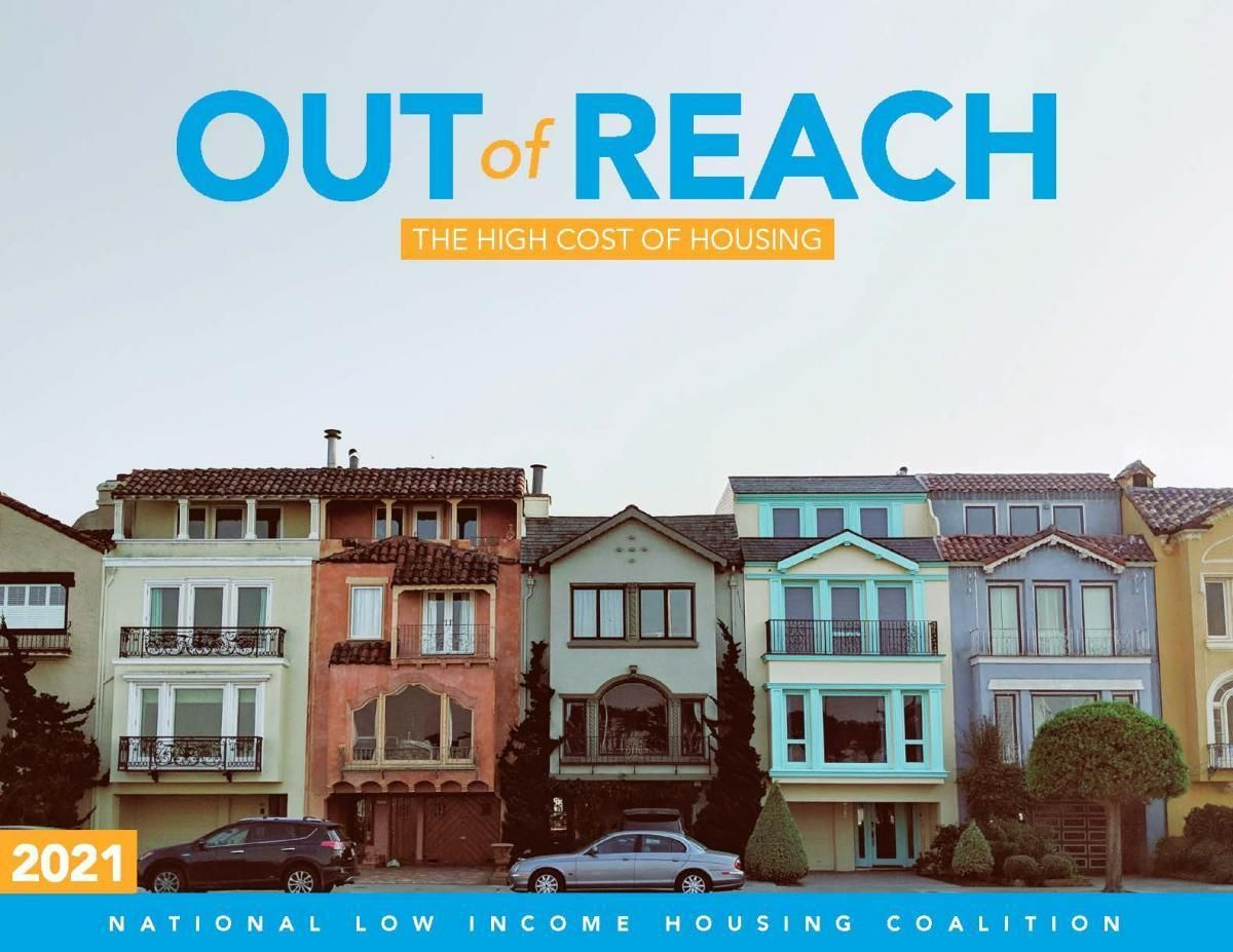 2021 Out of Reach Report