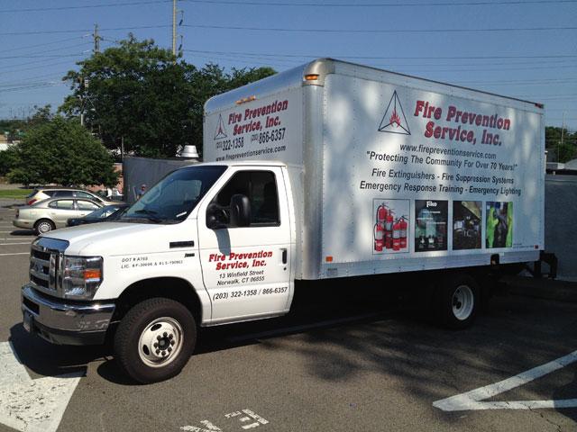 Vehicle Graphics   Stamford, CT