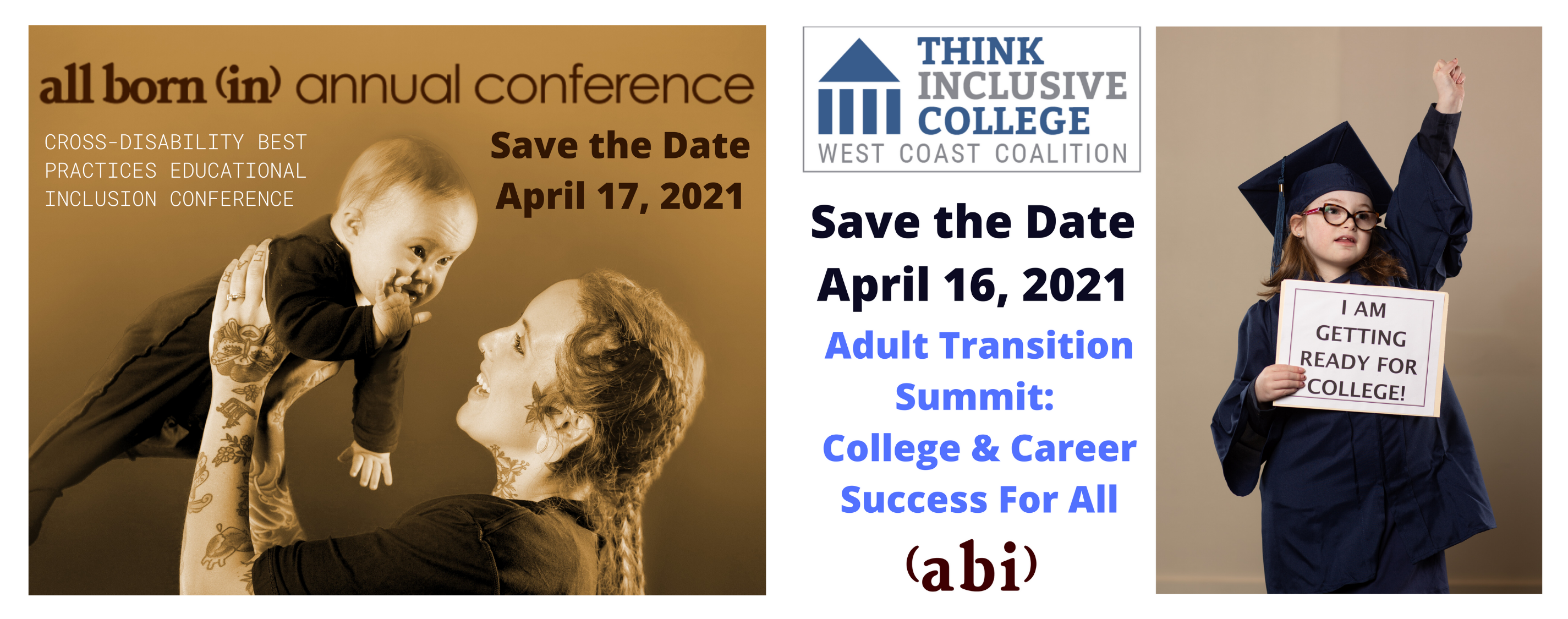 Our 2020 All Born (in) Conference and Master Session have been canceled