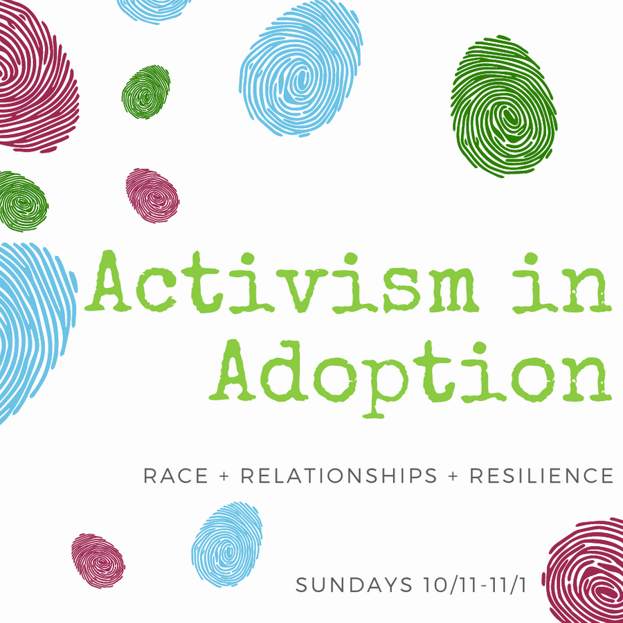 Register for our Activism in Adoption Speaker Series today!
