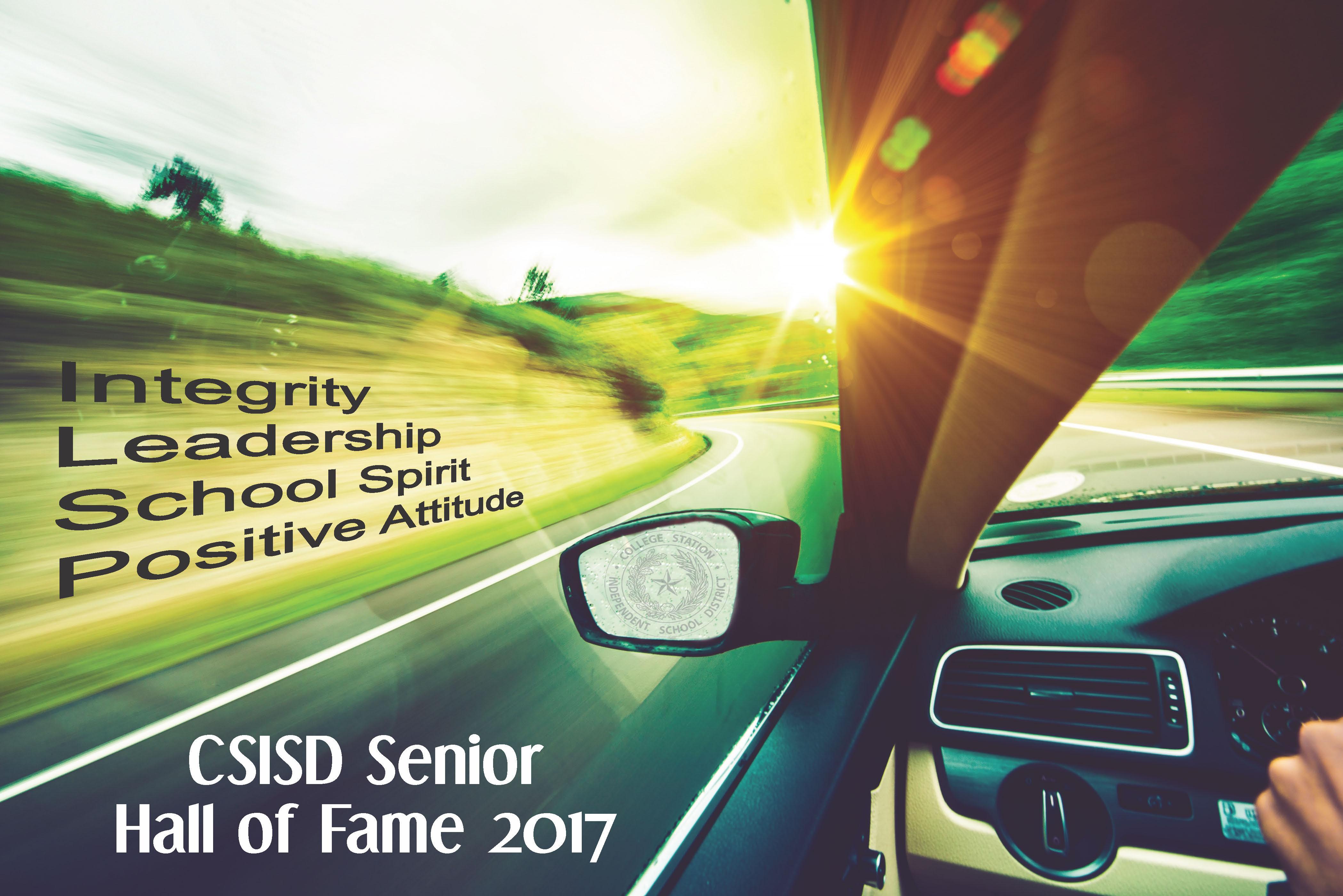 2017 Hall of Fame Program