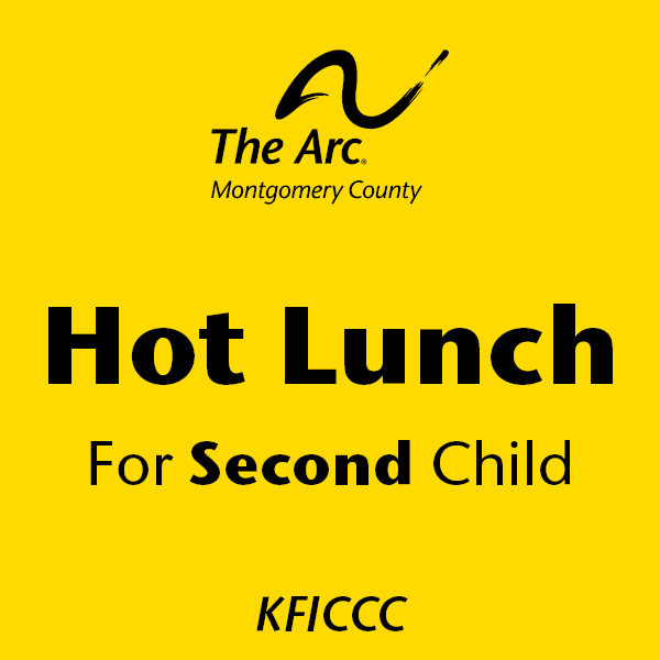 Hot Lunch-Second Child