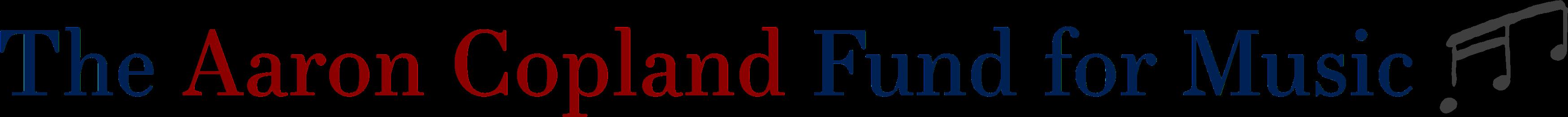 Aaron Copland Fund