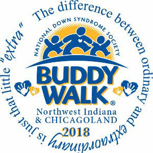 Member DSA of NWI's 2018 Buddy Walk