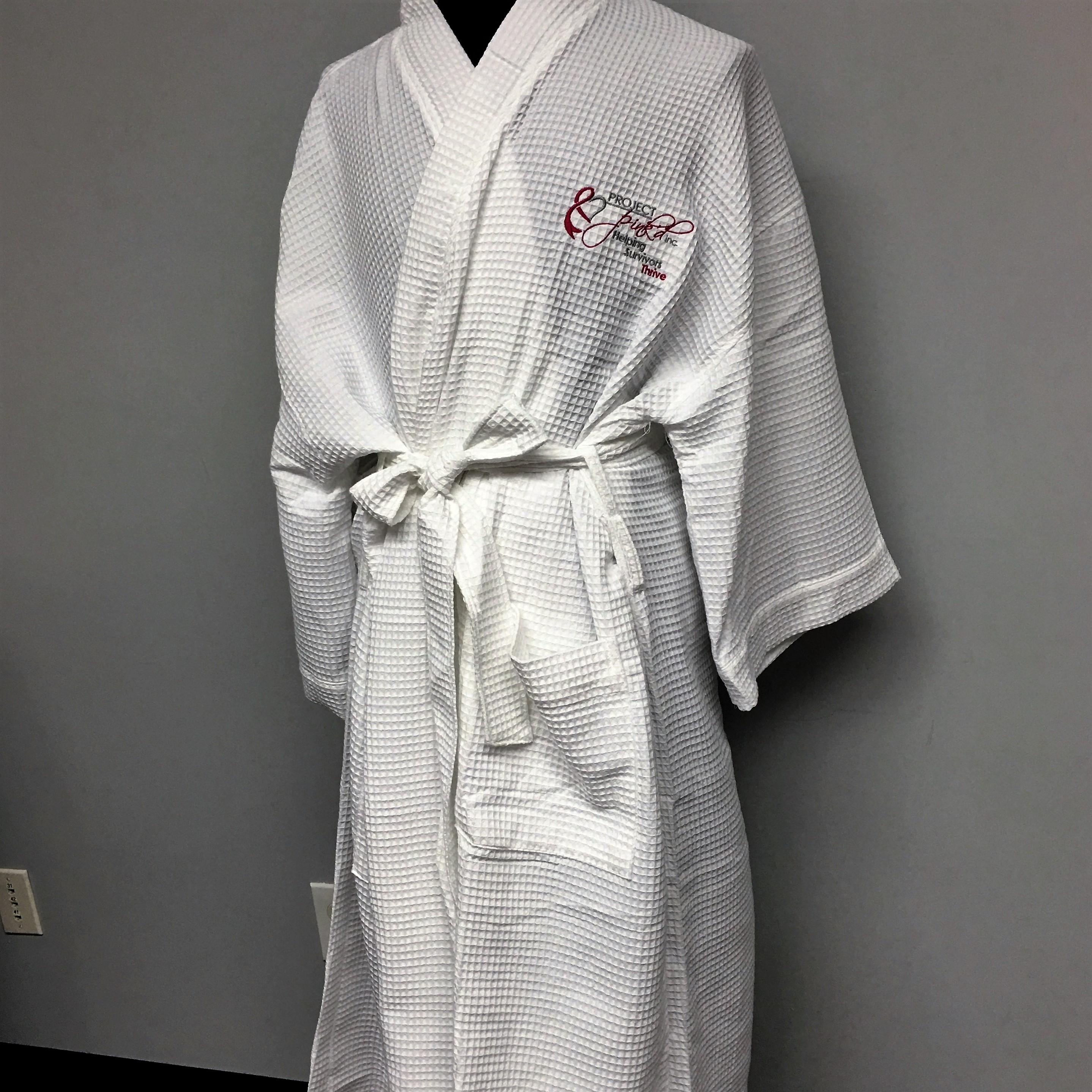 Pink'd Spa Robe