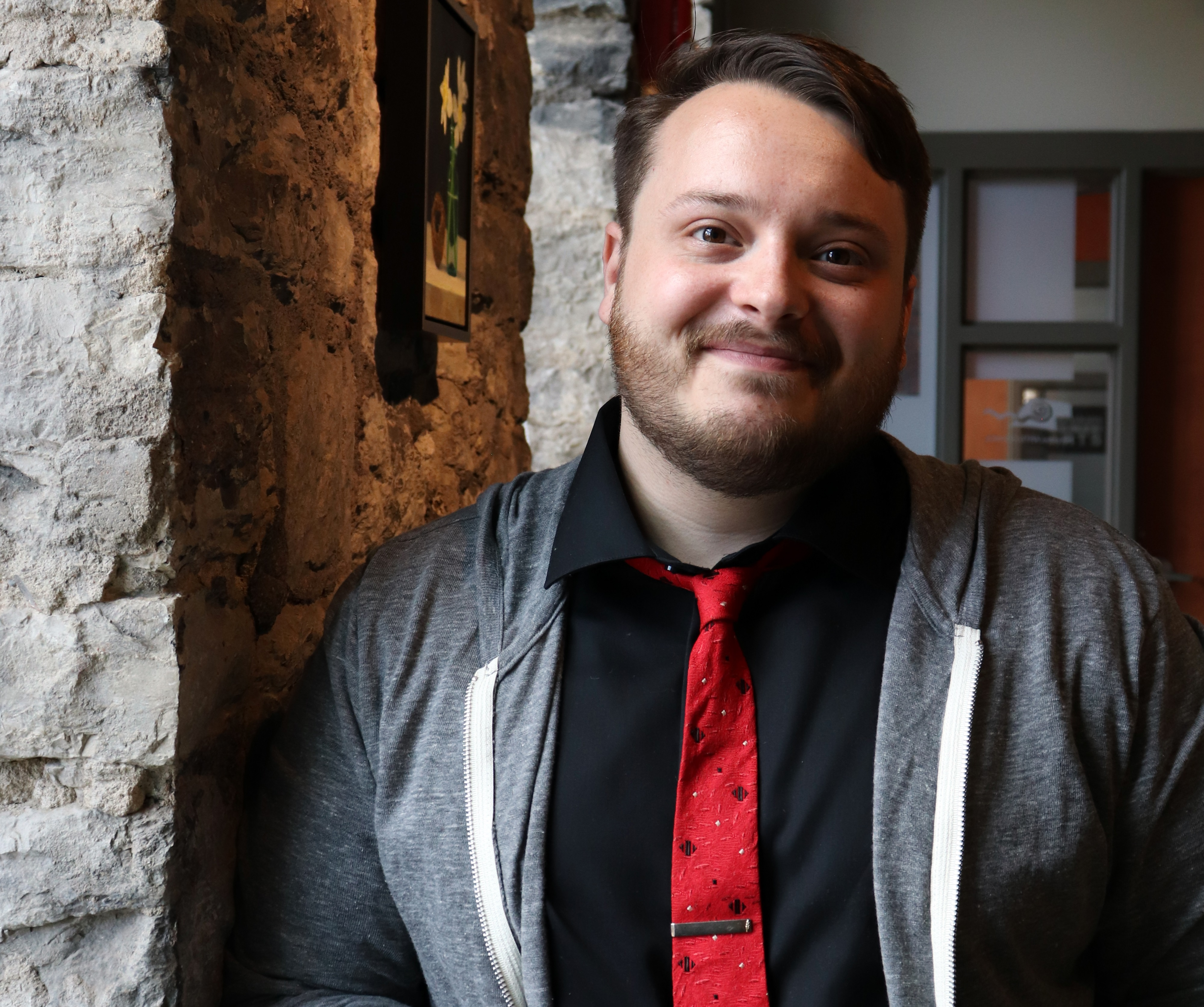 Chad Dolezal // Communications Manager