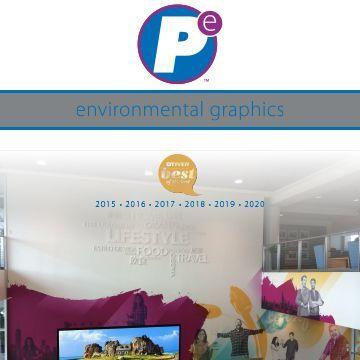 Printedge Environmental Graphics Brochure