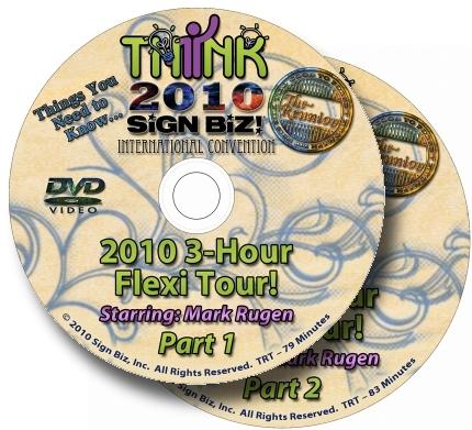 2010 OSW: BIG FLEXI TOUR!