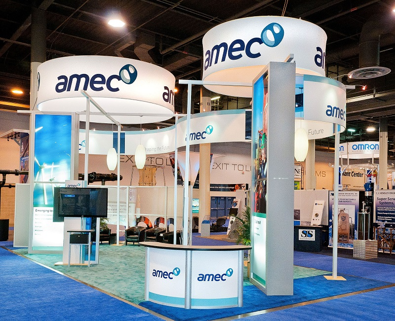 Exhibit and Trade Show Displays