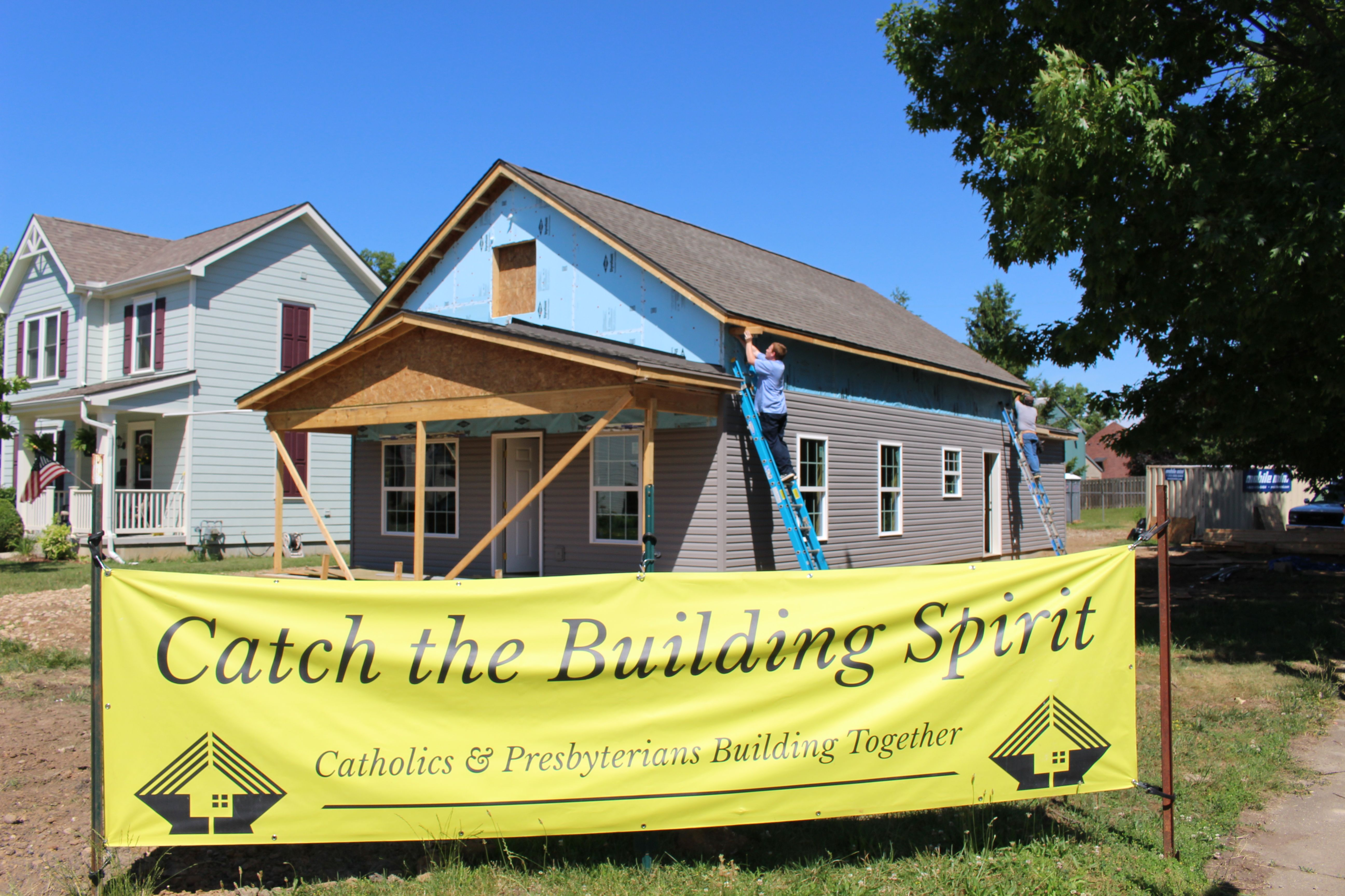 Catch the Building Spirit Homes