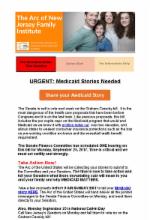 9.22.17 - Protect the Lifeline: URGENT: Medicaid Stories Needed