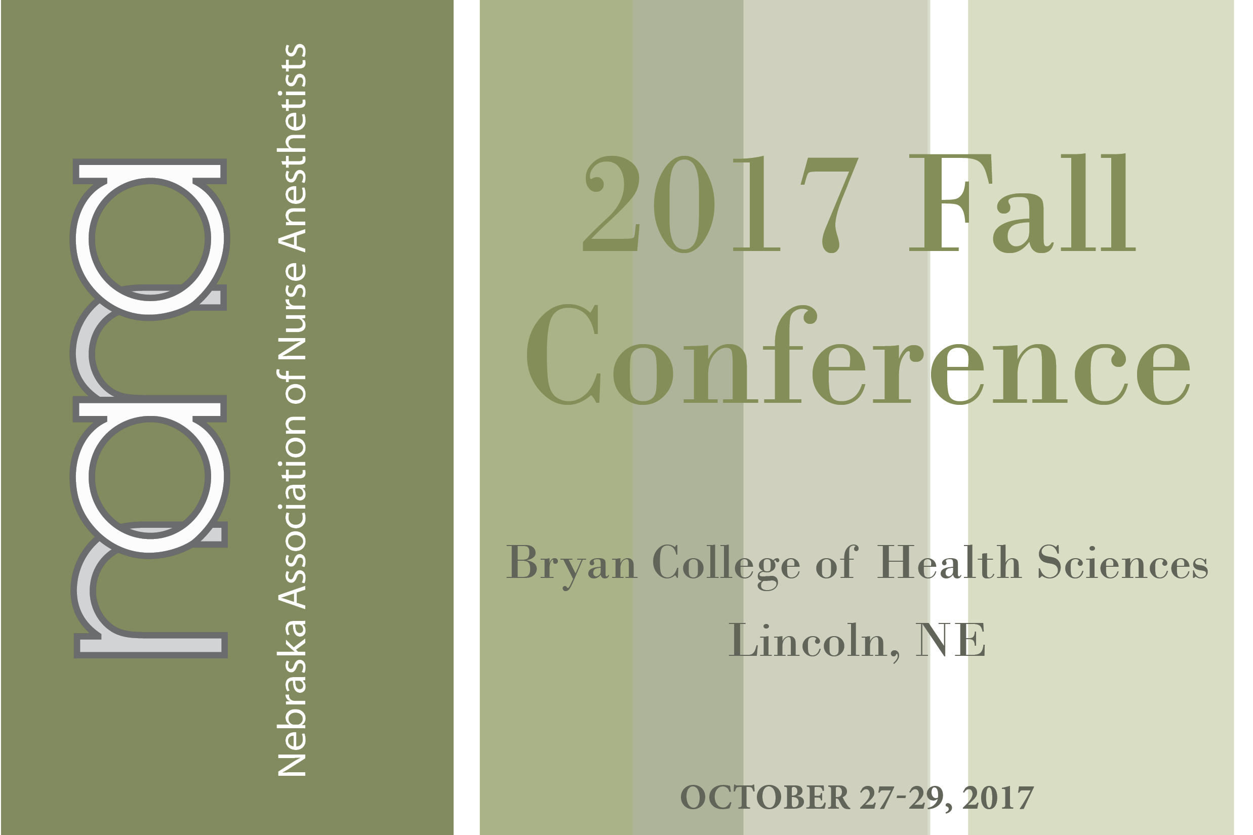 2017 Fall Conference