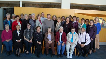 Thank you oblates and friends of Annunciation Monastery