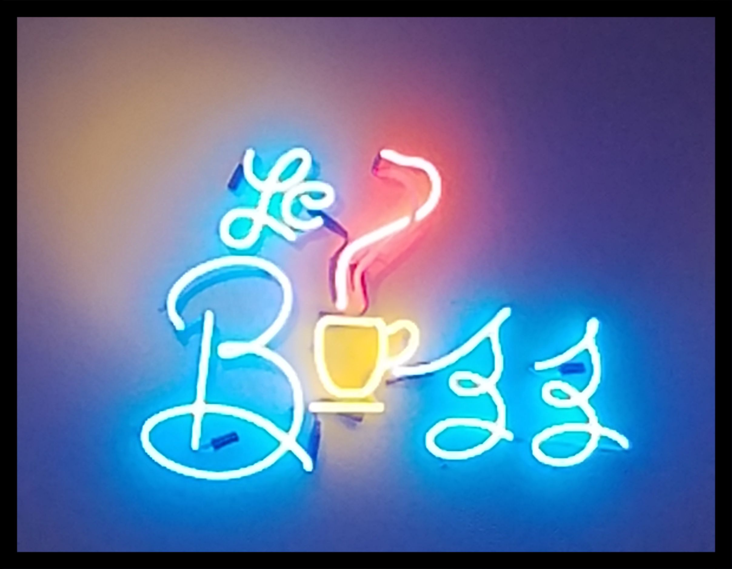 Illuminated/Neon Signs
