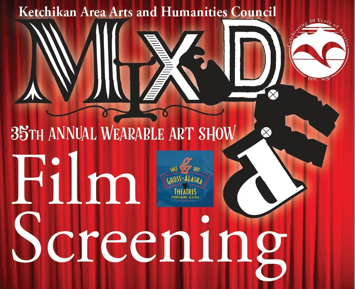 """""""Mixed Up"""" 35th Annual Wearable Art Show Film Premiere"""