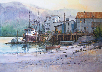 South Bend Cannery by Ian Ramsey