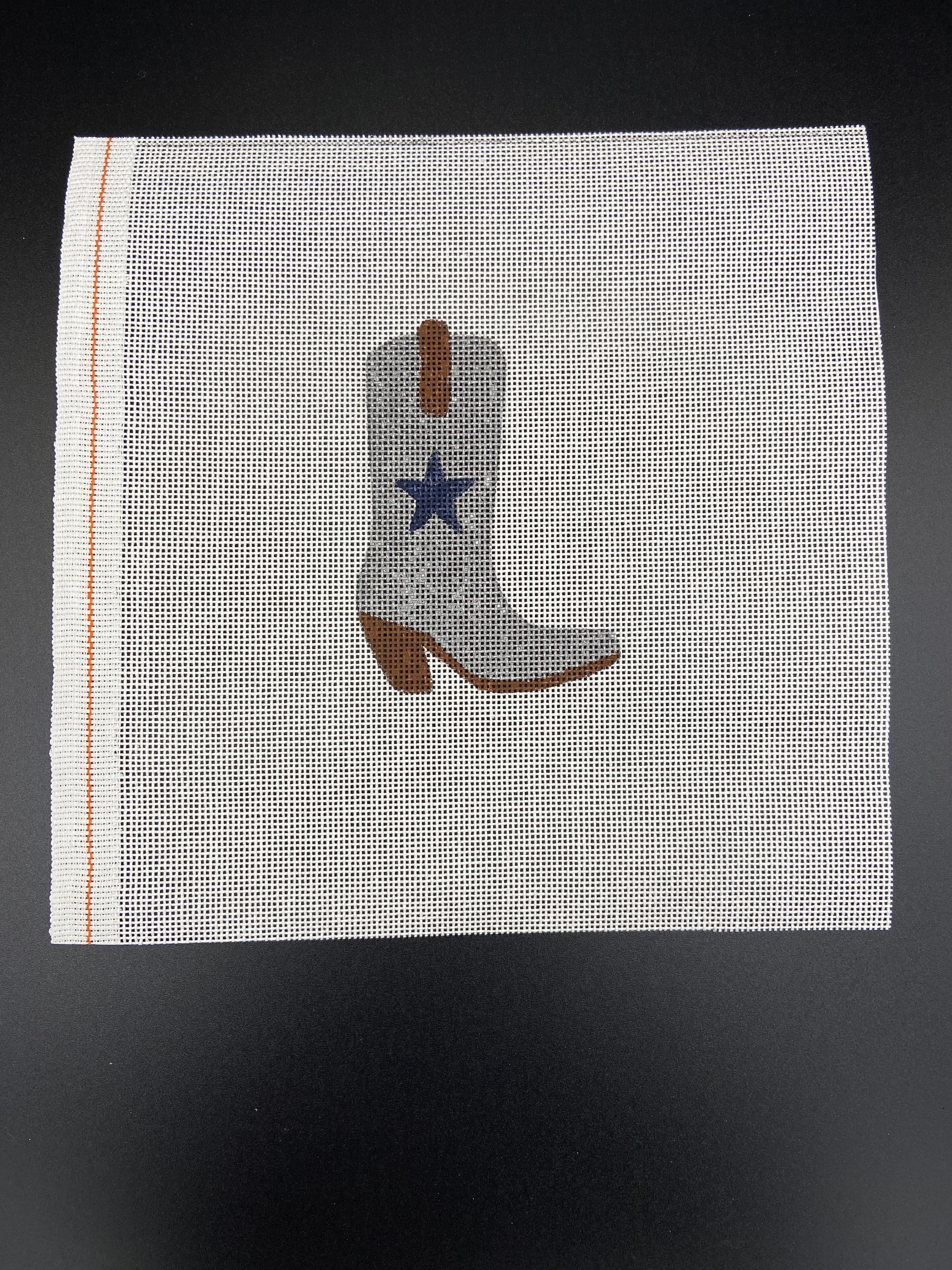 Dallas Boot - Silver