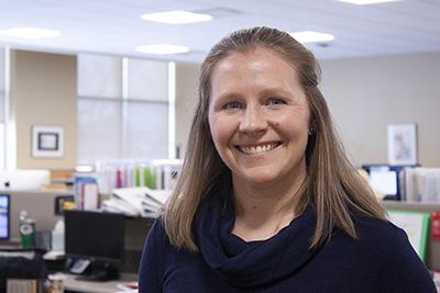 Bailey Feit Stewardship Services Coordinator