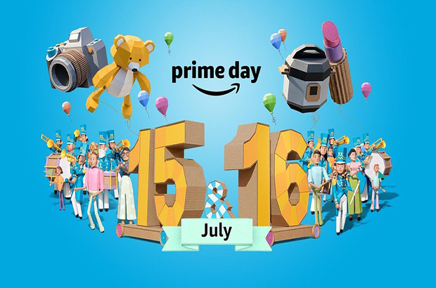 Amazon Prime Day is right around the corner - July 15th & 16th!