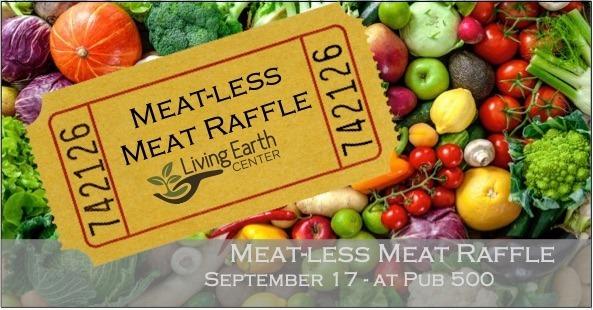 Meatless Meat Raffle