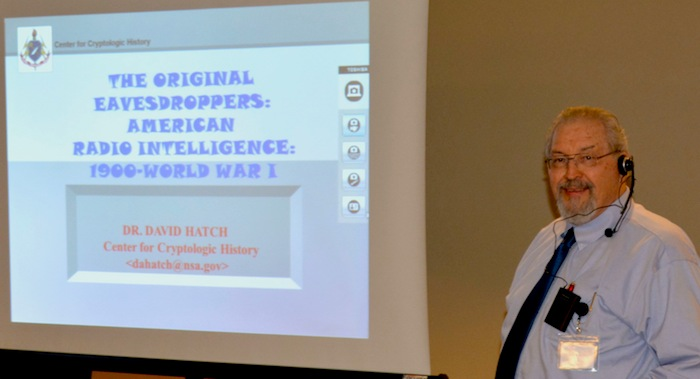 David Hatch Presentation at 2016 Crypto Symposium