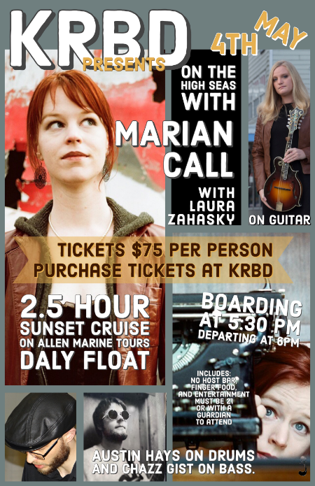 "KRBD Presents ""On the High Seas"" with Marian Call"