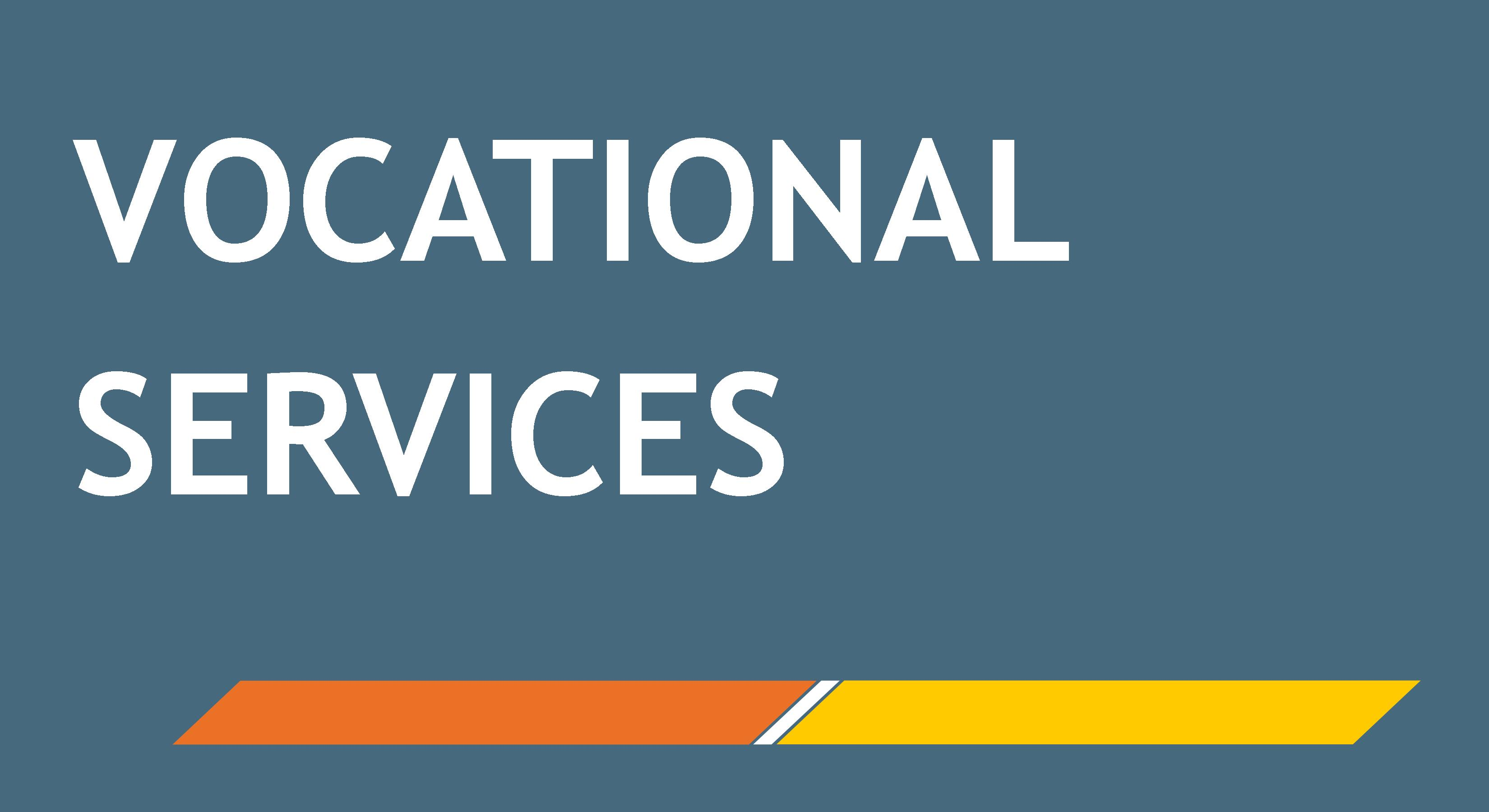 Vocational Services Employment For People With