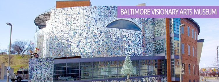 Trip to Baltimore Visionary Arts Museum