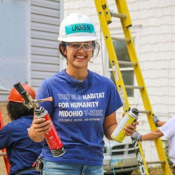 Lauren Rivera, AmeriCorps Construction Crew Leader 2019-2020