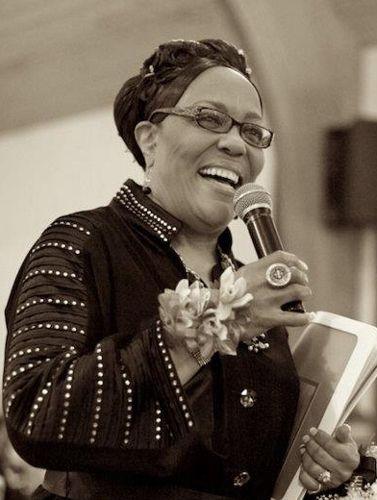 Reverend Maryanne McElroy