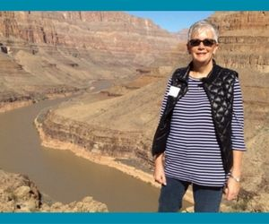 Giving in So Many Ways: An Interview with Carol Letts