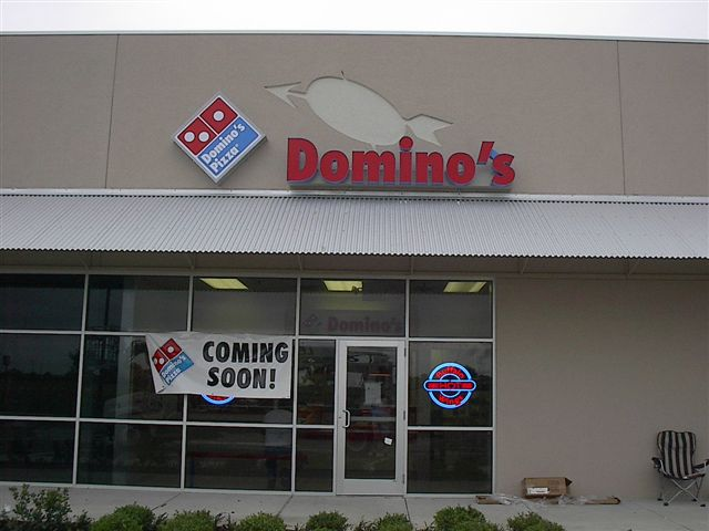 Domino's Pizza - Install