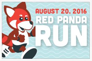 Red Panda Run 2016