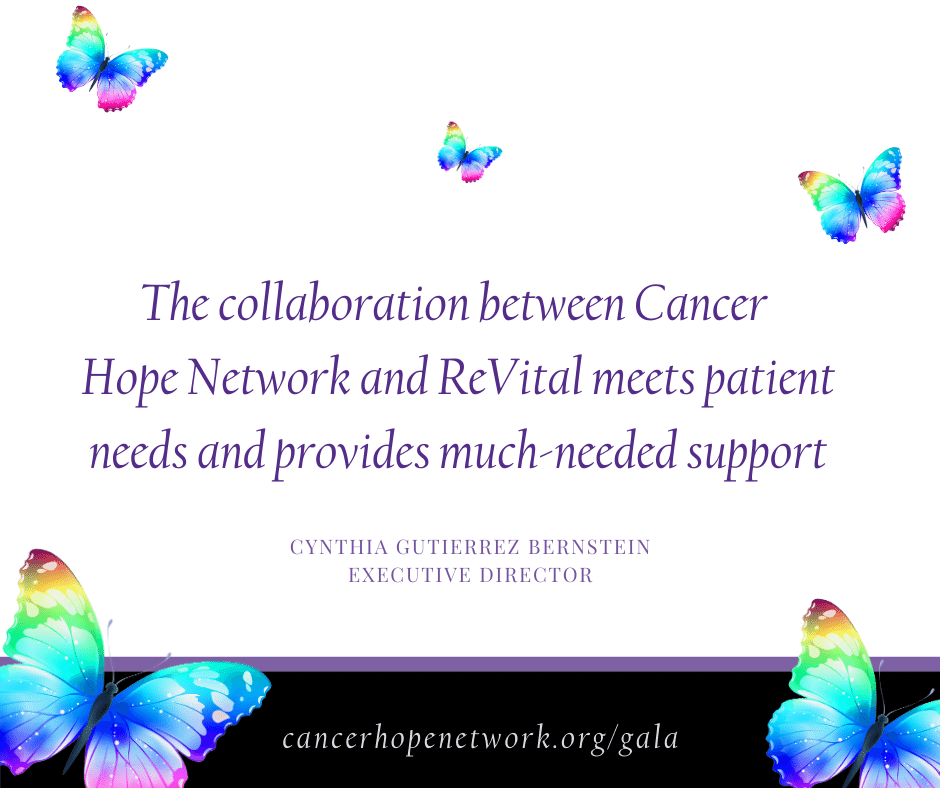 Cancer Hope Network honors ReVital Cancer Rehabilitation at Kessler