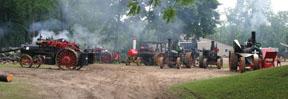 Charlton Park Gas & Steam Club
