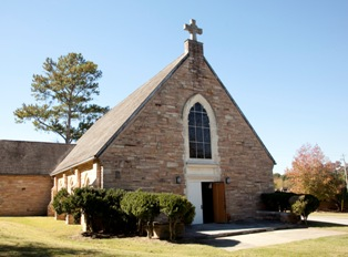The Chapel survived a January 23 tornado that hit the Chalkville campus.