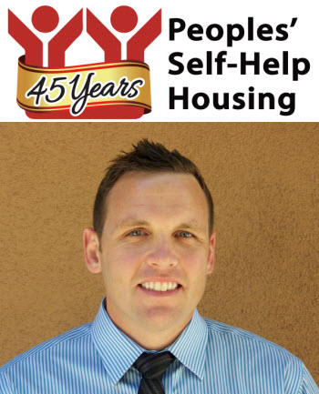 Eric Blacker Appointed Project Manager at Peoples' Self-Help Housing