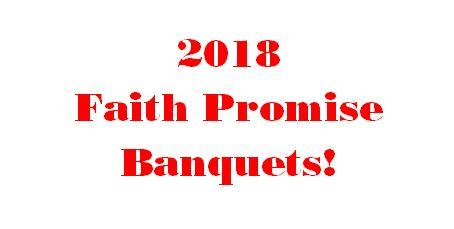 2018 Banquets!!