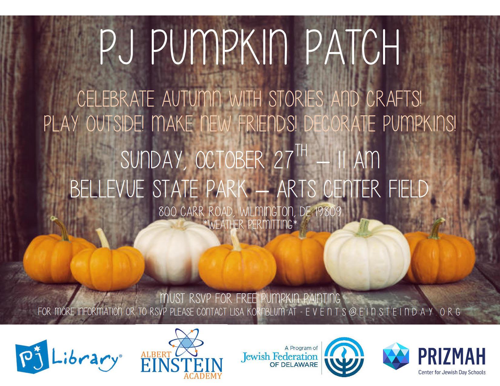 PJ Pumpkin Patch