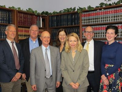 The Licking County Bar Association Establishes Scholarship Fund To Assist Students Pursuing Law Degrees