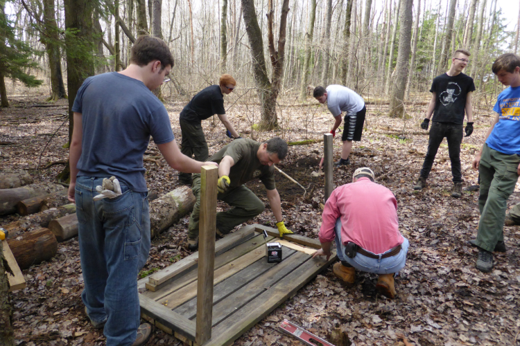 Group/Eagle Scout Projects