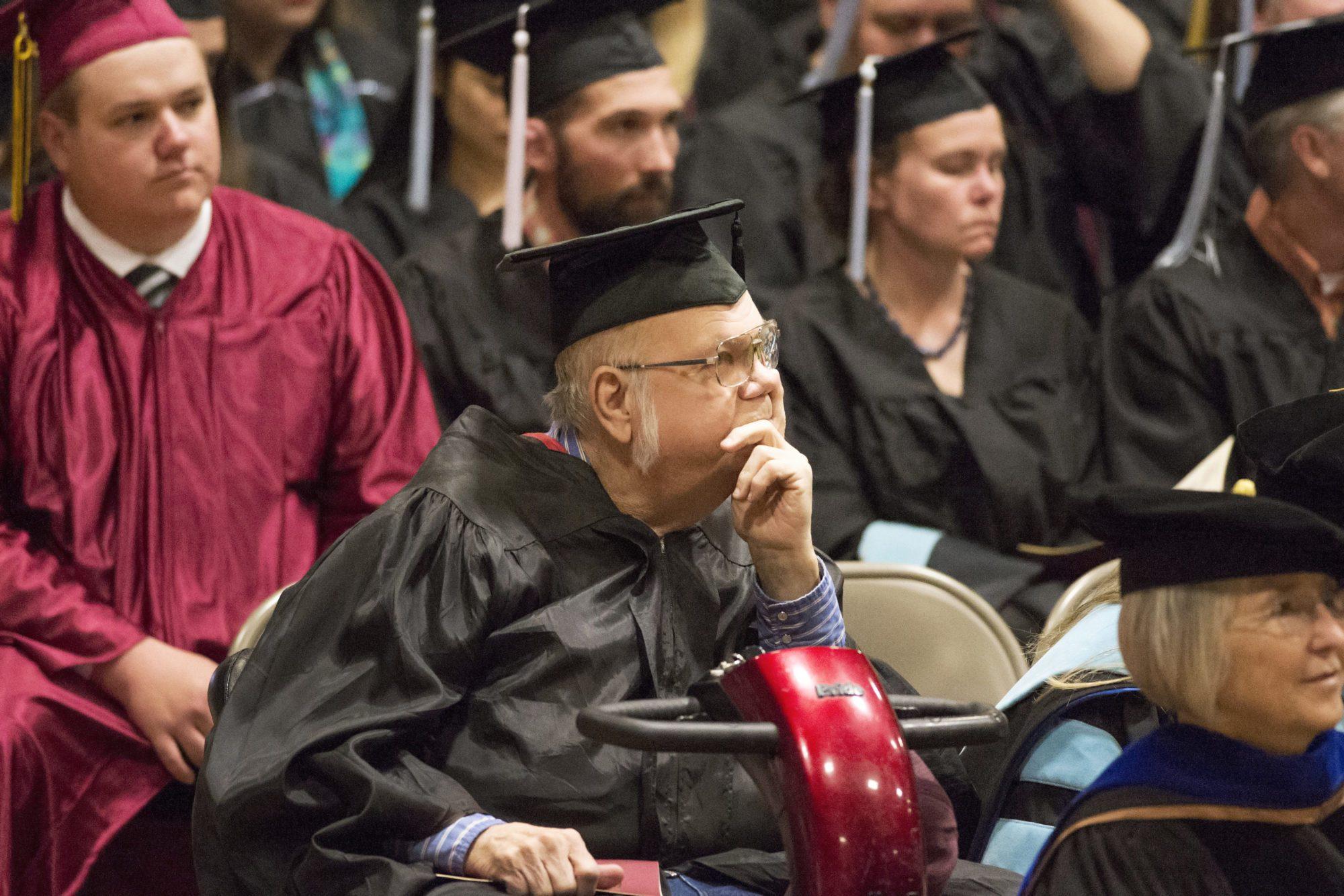 Retiring ag professor looks back on teaching and forward to semi-retirement