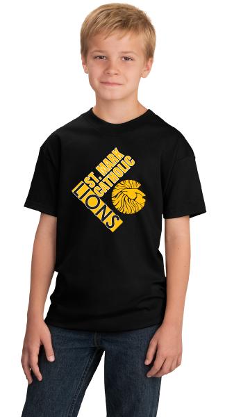 Lions T-shirt - Black