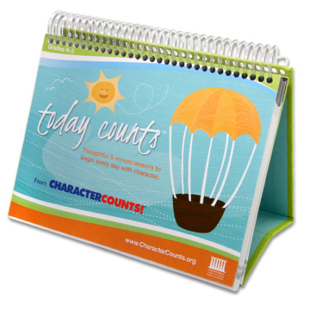Today Counts - Grades K-2 (Ages 5-7)