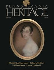 Pennsylvania Heritage Fall 2018 Issue is Available