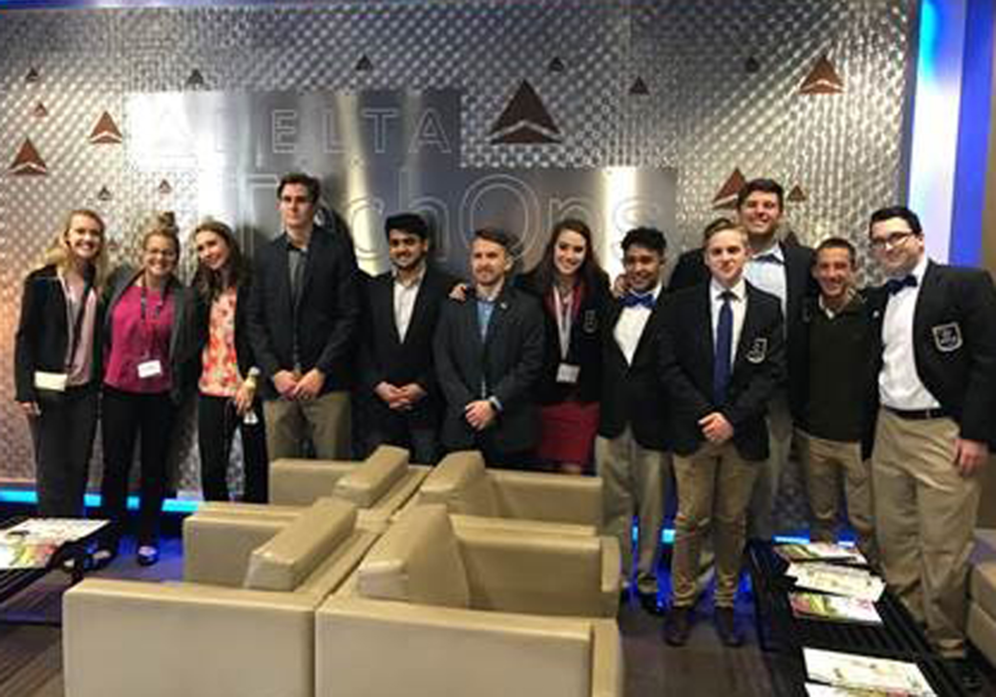 Avon Chamber Fund at HCCF Provides Grant to DECA Students to Attend International Competition.