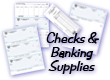 Checks & Banking Supplies