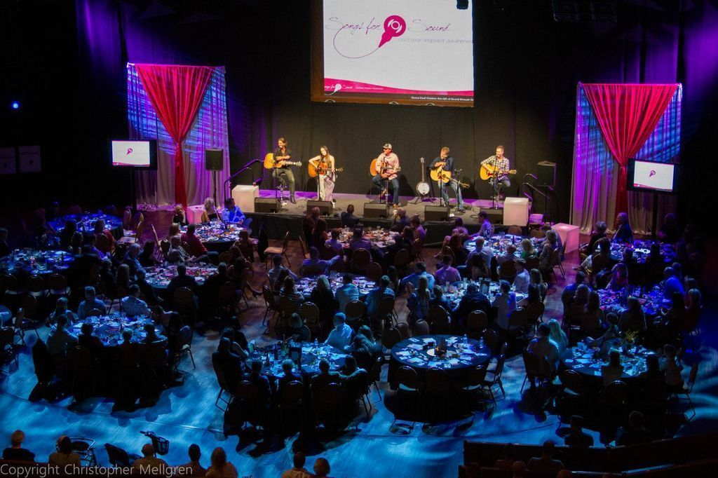 October 2022: Annual Hear the Music Gala