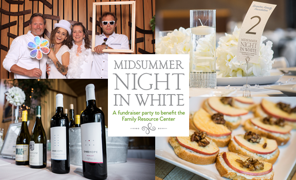 Tickets are on sale for Midsummer Night in White!